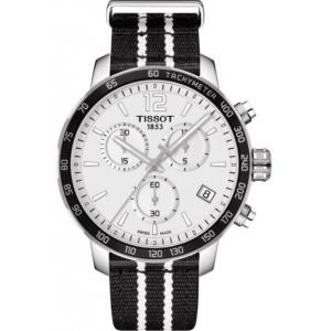 Pánské hodinky TISSOT Quickster NBA S.A.Spurs T095.417.17.037.07