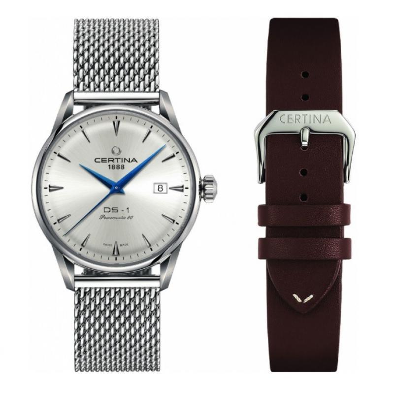 Pánské hodinky CERTINA DS-1 Powermatic 80 C029.807.11.031.02