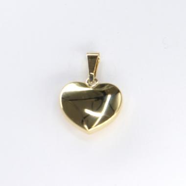 Príves srdce Pattic AU 585/000 0,95 gr ARP351405