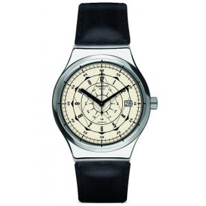 aa2b84438d0 3D náhled. Pánské hodinky SWATCH Sistem Soul YIS402