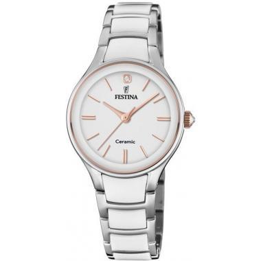 Dámské hodinky FESTINA CERAMIC 20474/2