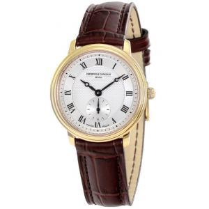 Dámské hodinky FREDERIQUE CONSTANT Classic Slimline FC-235M1S5