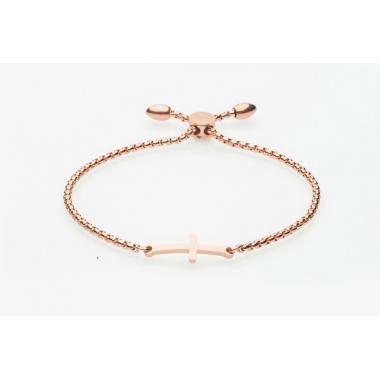 Náramek STORM Faye Bracelet - Rose Gold 9980850/RG