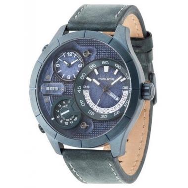 Pánské hodinky POLICE Bushmaster PL14638XSUBL/03