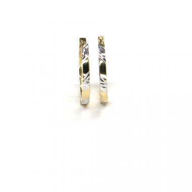 Náušnice ze žlutého zlata Pattic AU 585/000 2,05 gr ARP168404Y