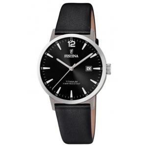 Pánské hodinky FESTINA Titanium Date 20471/3