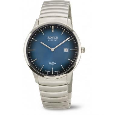 Pánské hodinky BOCCIA TITANIUM  3645-03