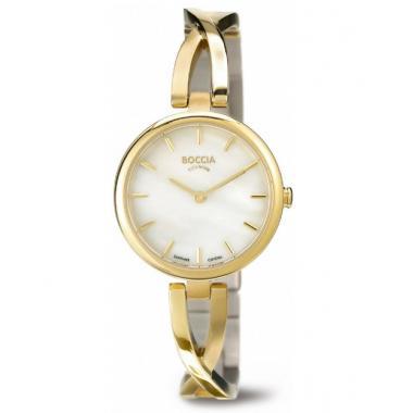 Dámské hodinky BOCCIA TITANIUM 3239-03