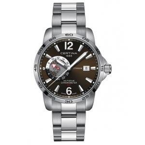 Pánské hodinky CERTINA DS Podium Chronometer GMT C034.455.44.087.00