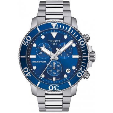 Pánské hodinky TISSOT Seastar 1000 Quartz Chronograph T120.417.11.041.00