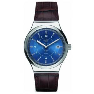 fb1559dea0b 3D náhled. Pánské hodinky SWATCH Sistem Fly YIS404