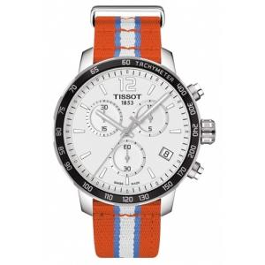 Pánské hodinky TISSOT Quickster NBA O.C.Thunder T095.417.17.037.14