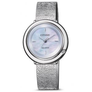 Dámské hodinky CITIZEN Elegant Eco-Drive EM0640-82D