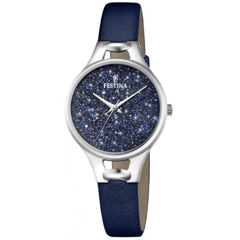 Dámské hodinky FESTINA Swarovski 20334/2