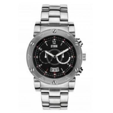Pánské hodinky STORM Maxitron Black 47180/BK