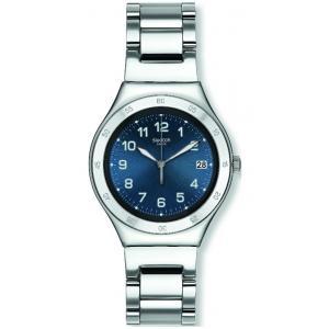 3D náhled. Dámské hodinky SWATCH Blue Pool YGS474G 91f200b843b
