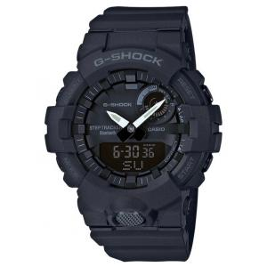 Pánské hodinky CASIO G-SHOCK Bluetooth GBA-800-1A