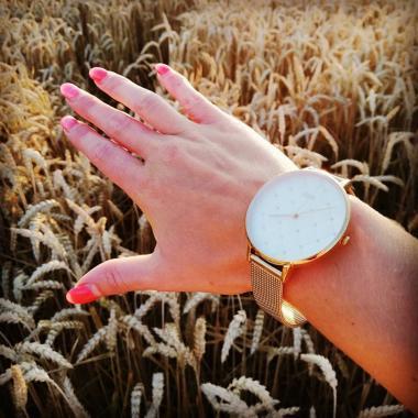 Dámské hodinky STORM Alura Gold 47423/GD