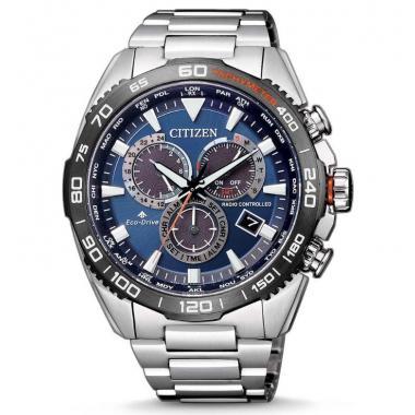 Pánské hodinky CITIZEN Promaster Land Radiocontrolled CB5034-82L