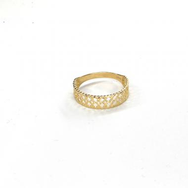 Prsten ze žlutého zlata Pattic AU 585/000 2,05 gr ARP661501Y-64