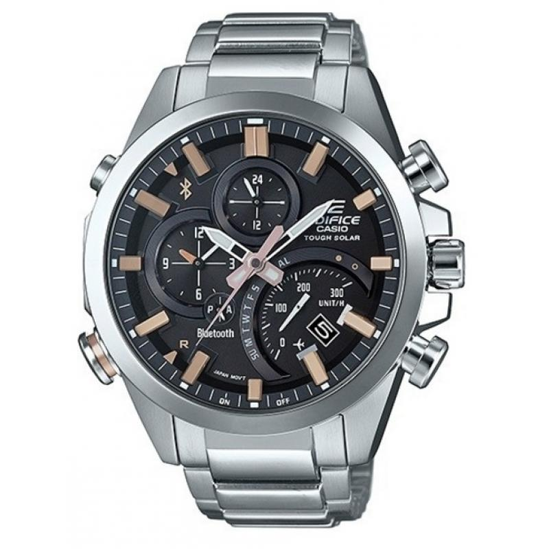 Pánské hodinky CASIO Edifice Tough Solar EQB-500D-1A2