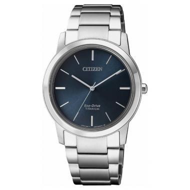 Dámské hodinky CITIZEN Titanium Eco-Drive FE7020-85L