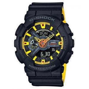 Pánské hodinky CASIO G-SHOCK GA-110BY-1A