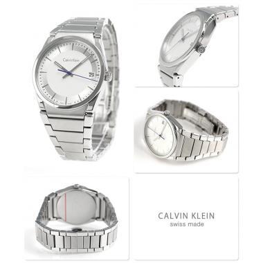 Pánské hodinky CALVIN KLEIN Step K6K31146