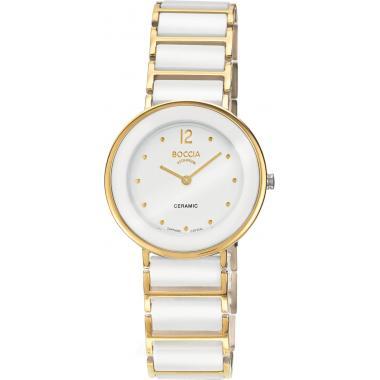 Dámské hodinky BOCCIA Titanium 3209-02