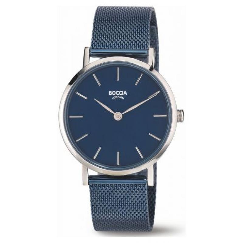Dámské hodinky BOCCIA titanium 3281-07