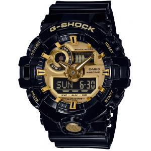 Pánské hodinky CASIO G-SHOCK GA-710GB-1A