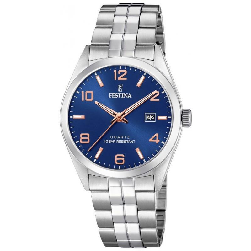 Pánské hodinky FESTINA Classic Bracelet 20437/7