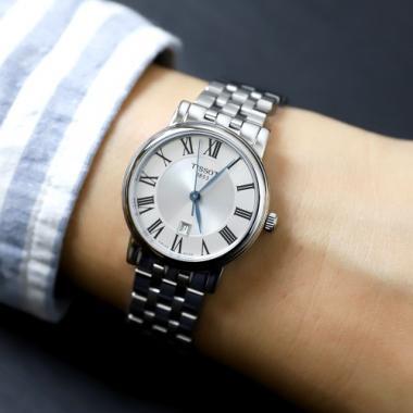 Dámské hodinky TISSOT Carson Premium Lady T122.210.11.033.00