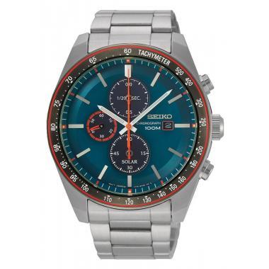 Pánské hodinky SEIKO Solar Chronograph SSC717P1