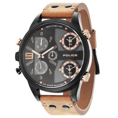 Pánské hodinky POLICE Copperhead PL14374JSB/02