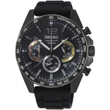 Pánské hodinky SEIKO Chronograph Quartz SSB349P1
