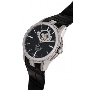 Pánské hodinky EDOX Grand Ocean Automatic Open Heart 85008 3 NIN
