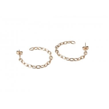 Náušnice STORM Mya Earring - Rose Gold 9980878/RG