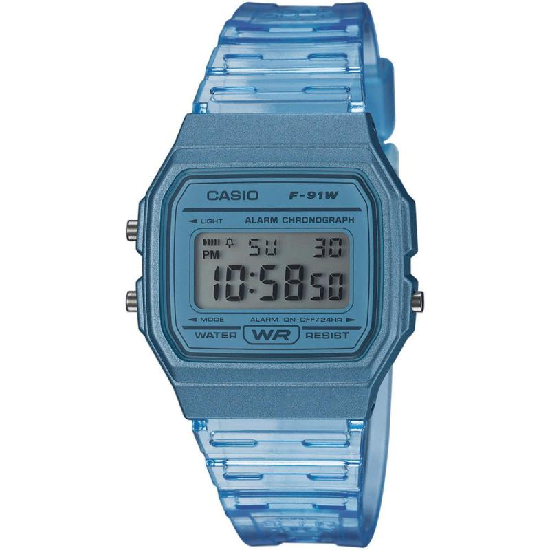 Hodinky CASIO Collection Vintage F-91WS-2EF