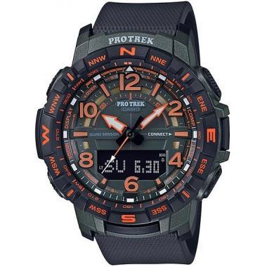 Pánské hodinky CASIO PRO TREK PRT-B50FE-3ER