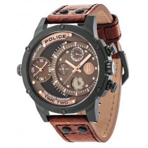 Pánské hodinky POLICE Adder PL14536JSB/12A