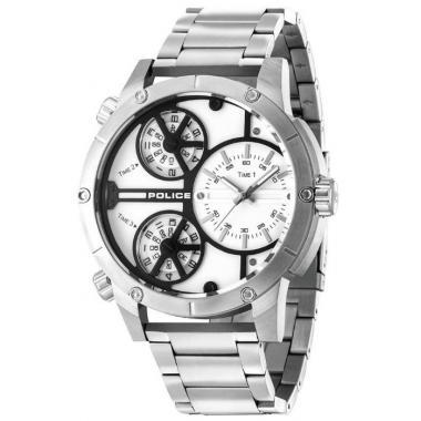 Pánské hodinky POLICE Rattlesnake PL14699JS/01M