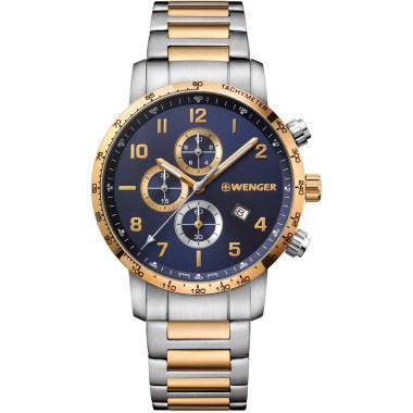 Pánské hodinky Wenger Attitude Chrono 01.1543.112