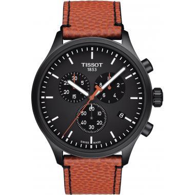 Pánské hodinky Tissot Chrono XL Quartz Chronograph NBA Collector Special Edition T116.617.36.051.08