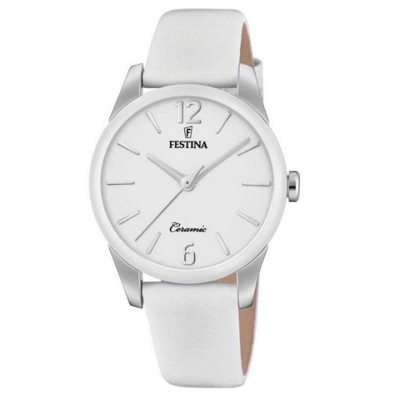 Dámské hodinky FESTINA Ceramic 20473/4