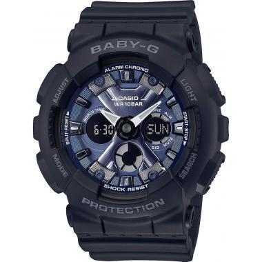 Dámske hodinky CASIO Baby-G BA-130-1A2ER