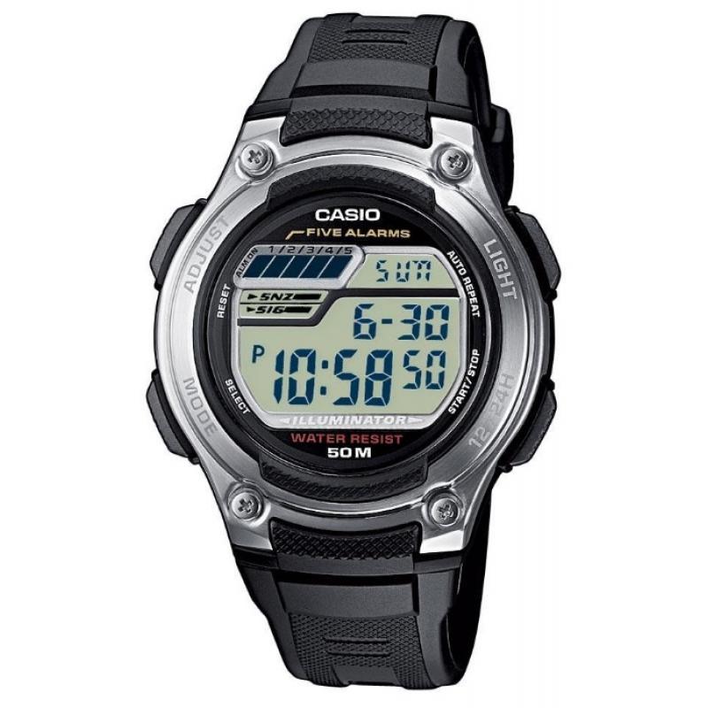 Pánské hodinky CASIO W-212H-1A