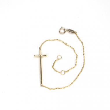 Náramek ze žlutého zlata Pattic 585/000 1,30 gr ARP654003Y-17,19
