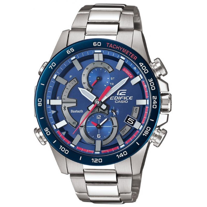 Pánské hodinky CASIO Edifice Scuderia Toro Rosso Limited Edition EQB-900TR-2A