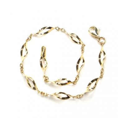 Zlatý náramek, Pattic AU 585/000, 1,85 gr, ARP123303